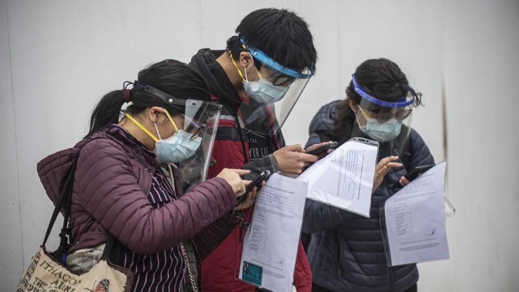 Perú alcanza récord de 12.000 hospitalizados con coronavirus