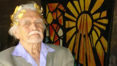Asesinan dentro de su residencia al artista plástico Antonio Otazzo