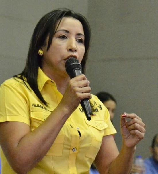 Diputada Castro de Forero: Los pensionados y jubilados tienen una pensión miserable