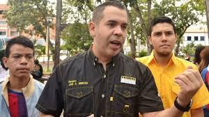"""José Antonio Mendoza: """"El régimen utiliza recursos del Estado para financiar grupos criminales"""""""