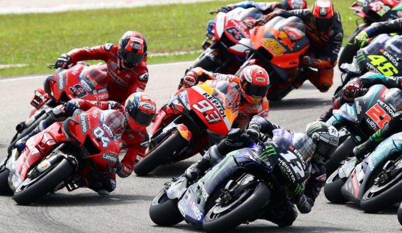 La MotoGP se acomoda en Europa tras cancelar Argentina, Malasia y Tailandia