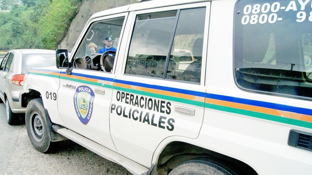 Detenido presunto grupo colectivo en Carrizal