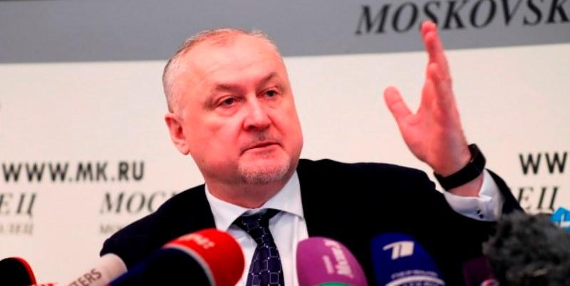 Solicitan en Moscú el despido del presidente del antidopaje ruso