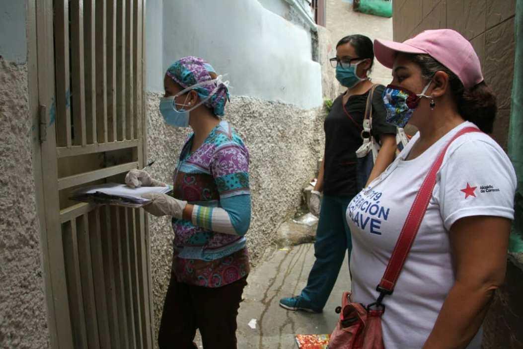 Jornada de despistaje se llevó a cabo en las parroquias Coche y San Juan