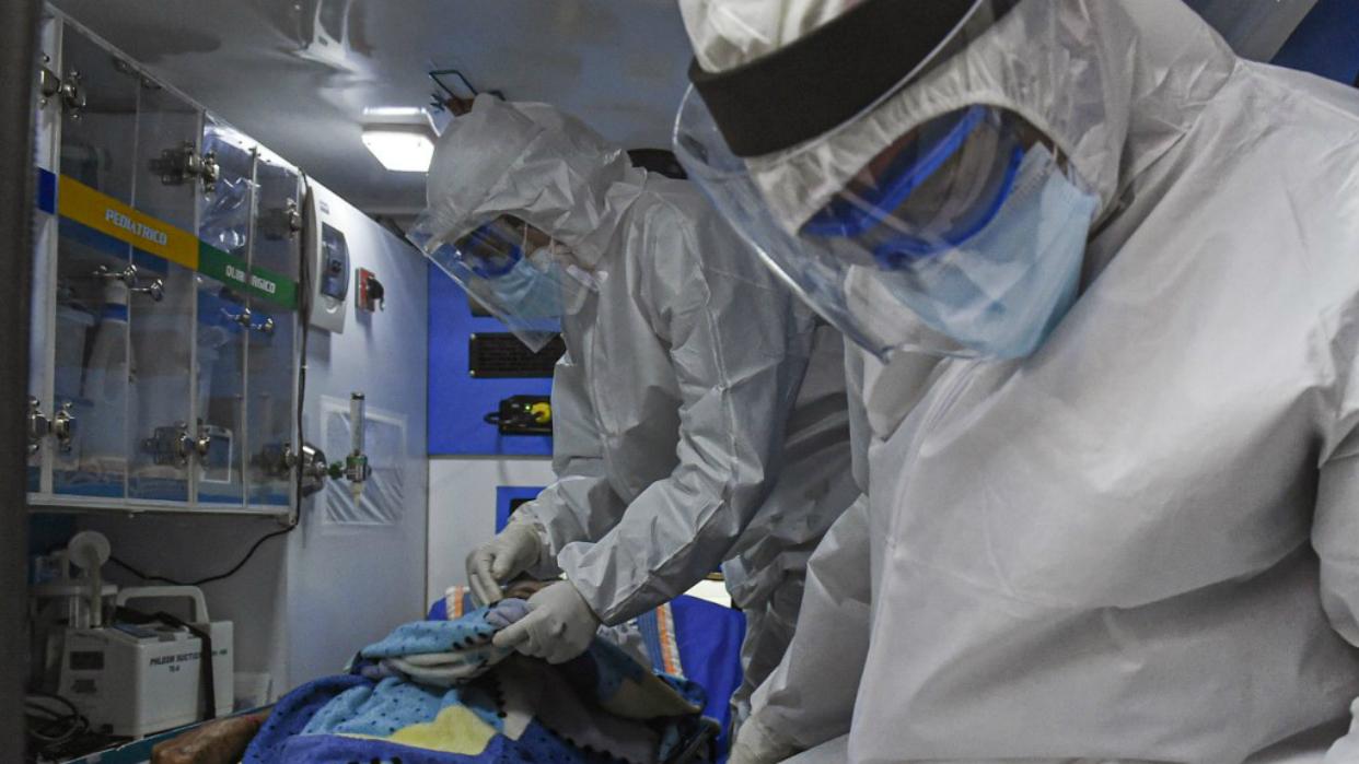Más de 20 millones de casos de coronavirus en el mundo