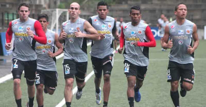 Caracas FC suspende las prácticas por ocho casos de Covid-19 en su plantilla