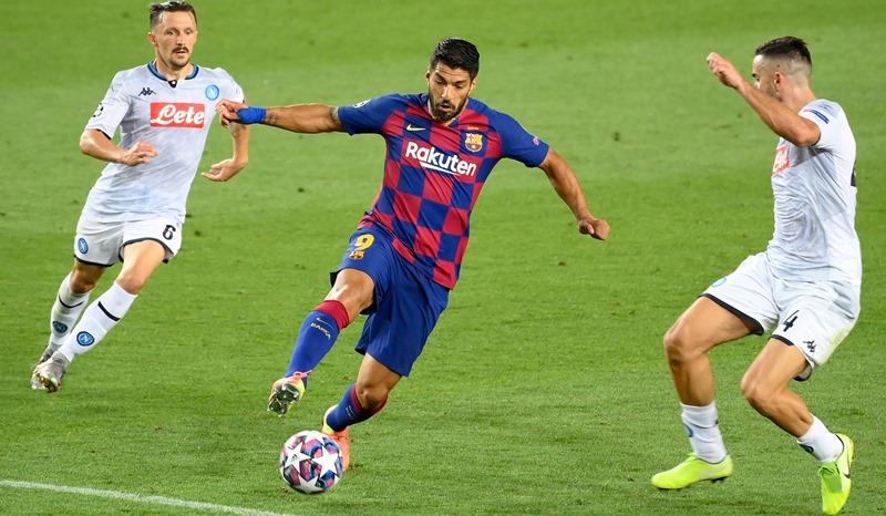 Barcelona no falla y se instala en los cuartos de final de la Champions