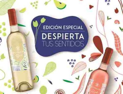 Bodegas Pomar despierta los sentidos con sus etiquetas de edición especial en los vinos jóvenes