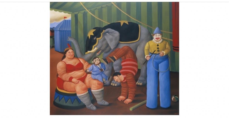 La mayor muestra de Botero en Europa se exhibirá durante septiembre en Madrid