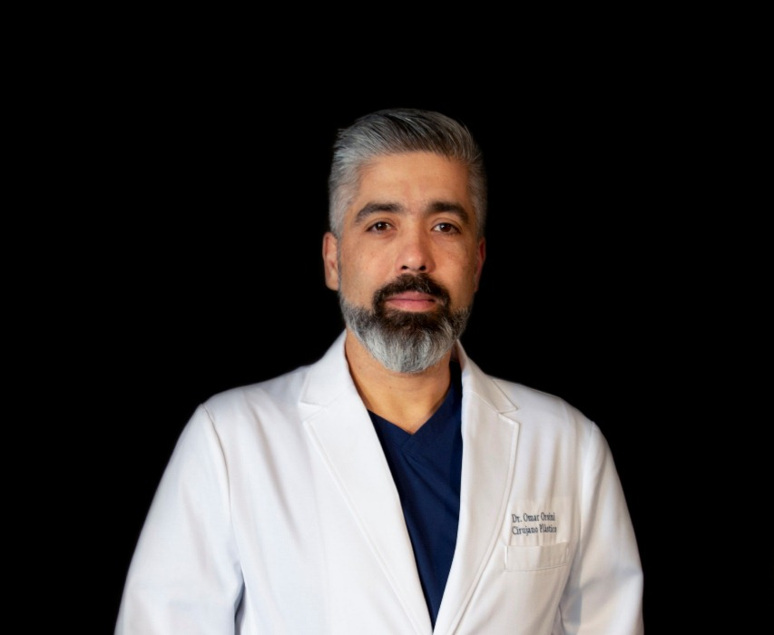 El doctor Omar Orsini y su nuevo consultorio