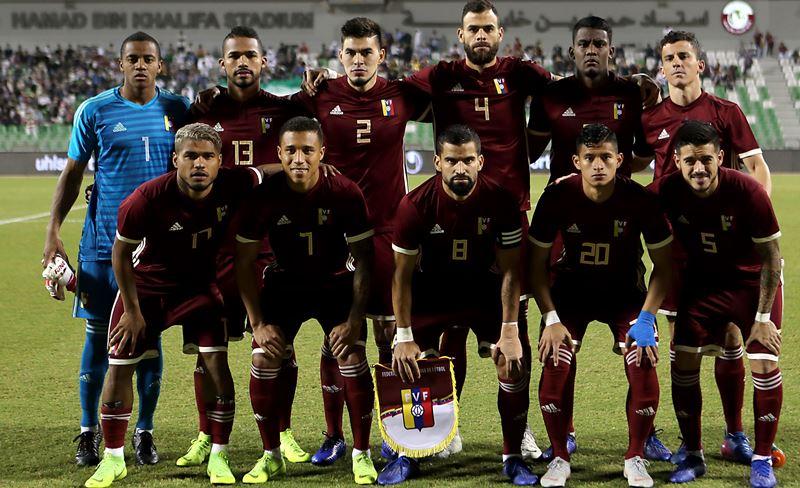 FIFA garantiza traslado de jugadores  de la Vinotinto para eliminatoria mundialista