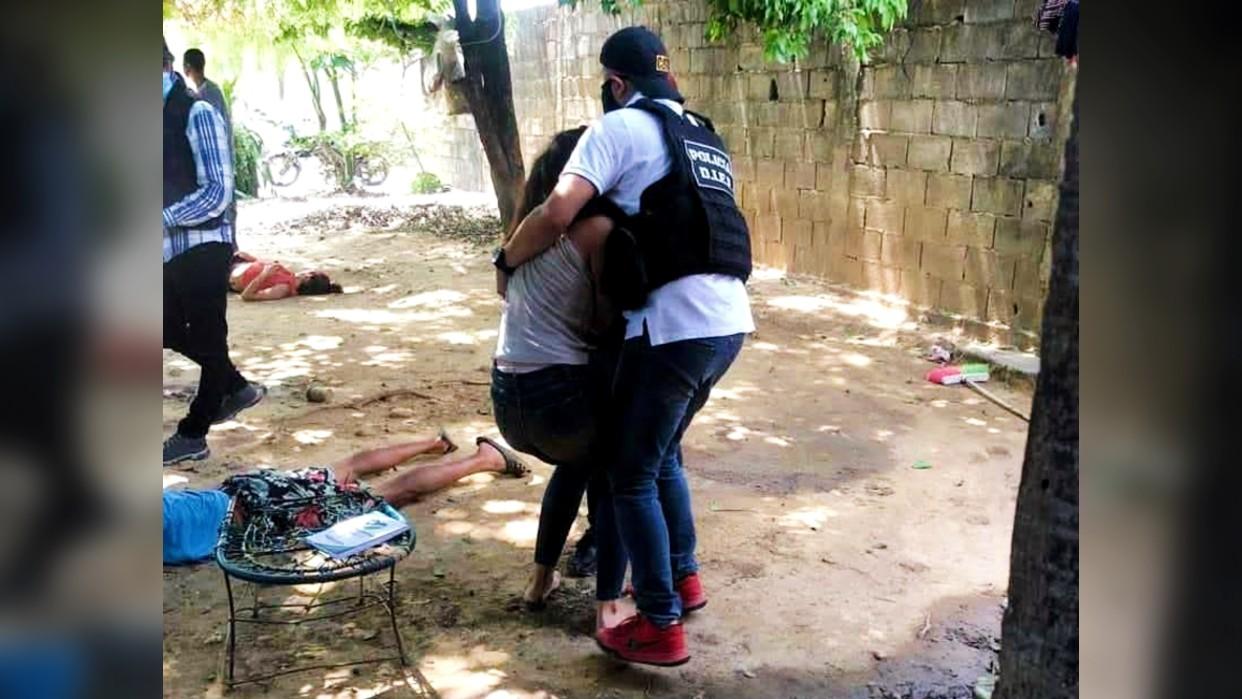 Detienen a adolescente por simular haber sido secuestrada