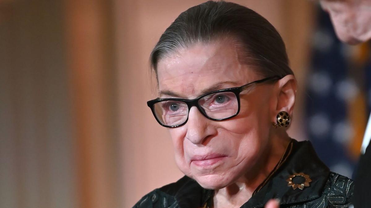 Fallece magistrada de Corte Suprema de EEUU Ruth Bader Ginsburg a los 87 años