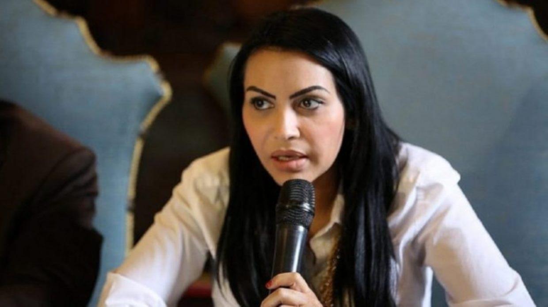 Delsa Solórzano refutó argumentos de representantes de los poderes Ejecutivo y Moral sobre informe de la Misión Internacional de la ONU