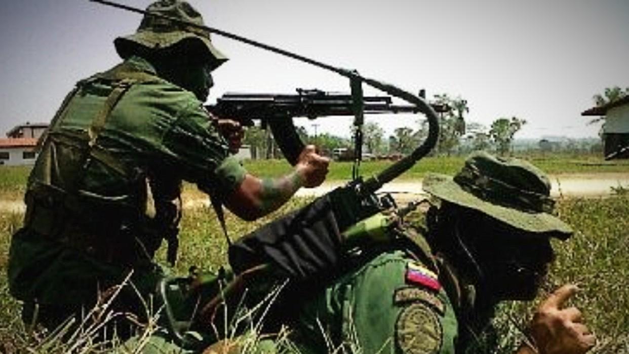 Enfrentamiento con las FARC deja 19 muertos en Apure