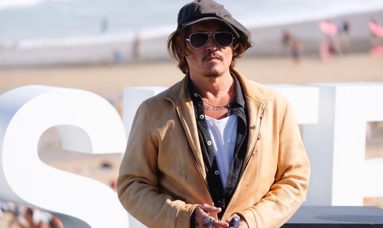 Johnny Depp presenta en San Sebastián su oda al cantante irlandés Shane MacGowan