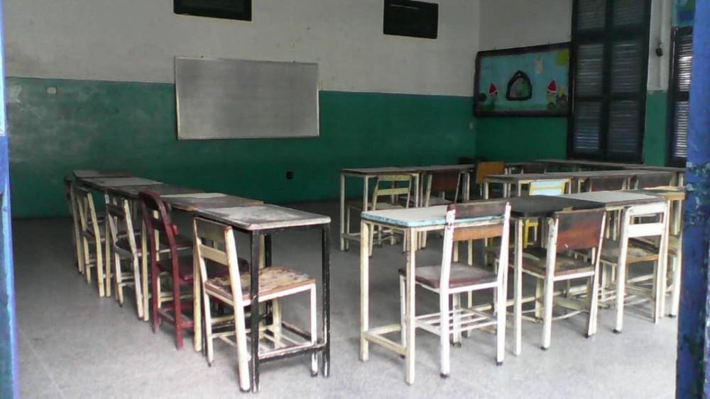 Educadores: No hay condiciones para un estudio virtual en el país
