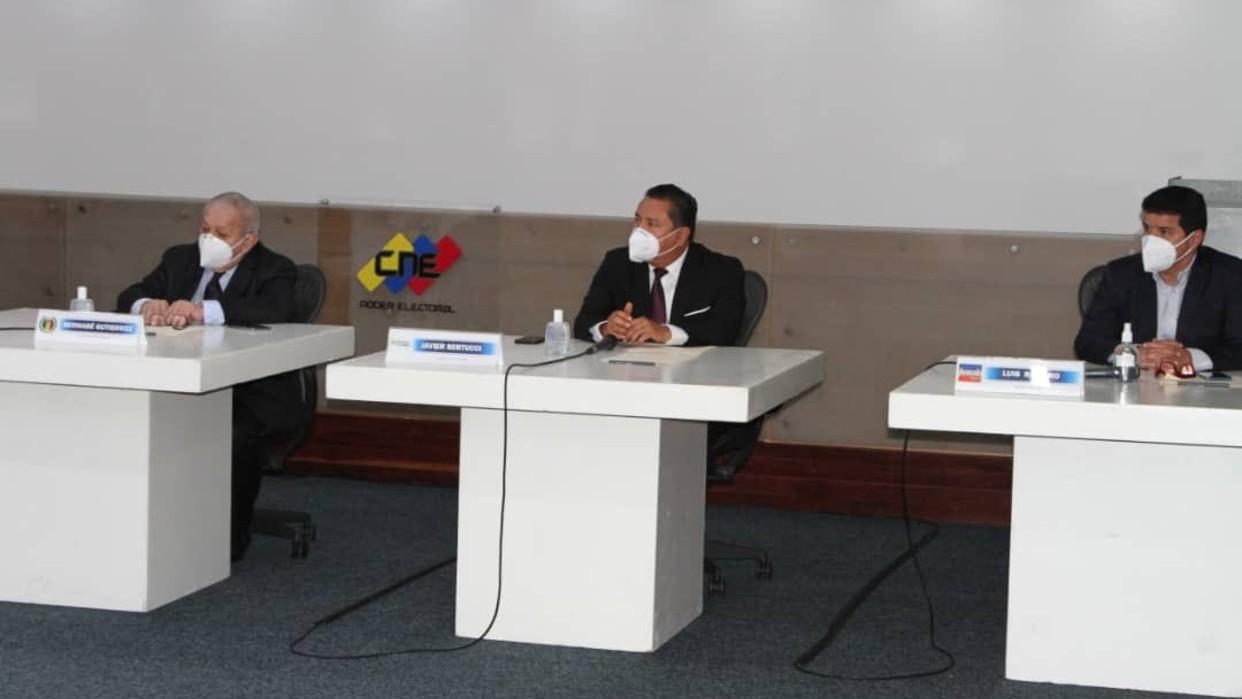 Alianza Democrática pide al CNE ampliar el lapso de campaña electoral
