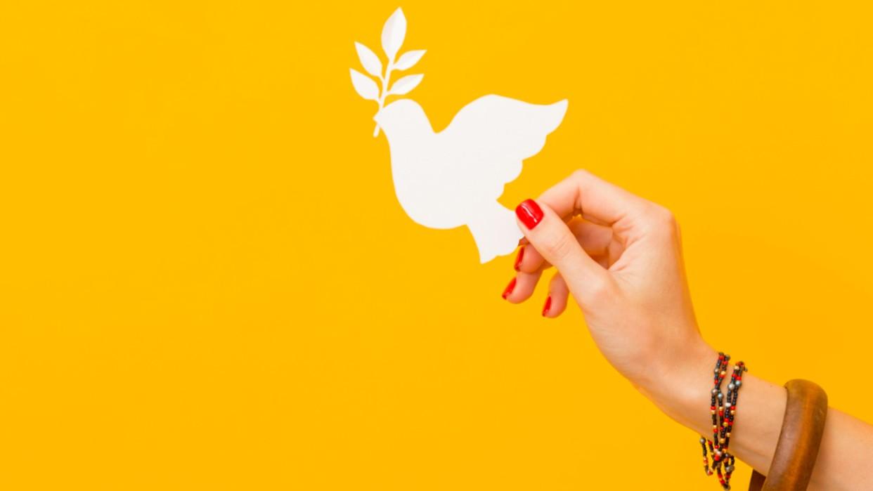 ¿Es la paz un punto de partida, un trayecto o una meta?