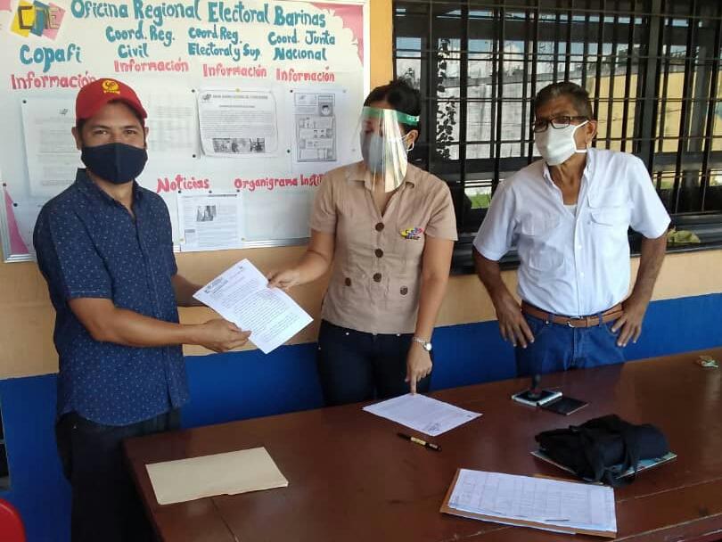 PCV denunció ventajismo electoral del PSUV en Barinas