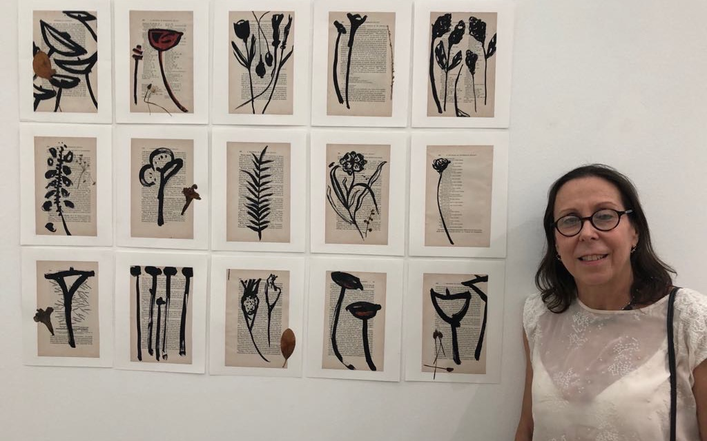 La flor como incentivo en la obra de Teresa Gabaldón