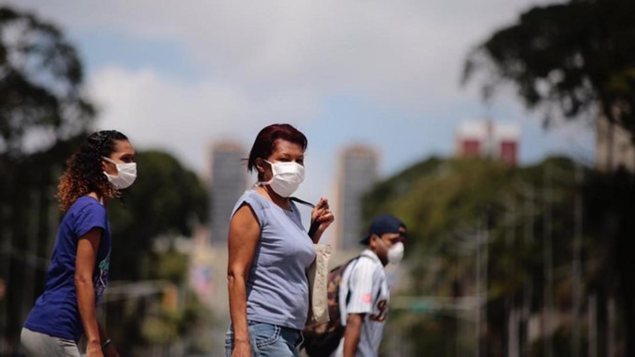 Venezuela contabiliza 68.453 contagios por Covid-19, Distrito Capital con mayor cantidad de casos