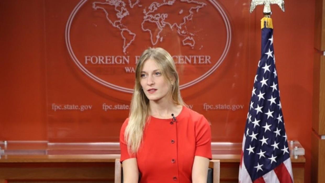 EEUU dice a la UE que negociar con Maduro