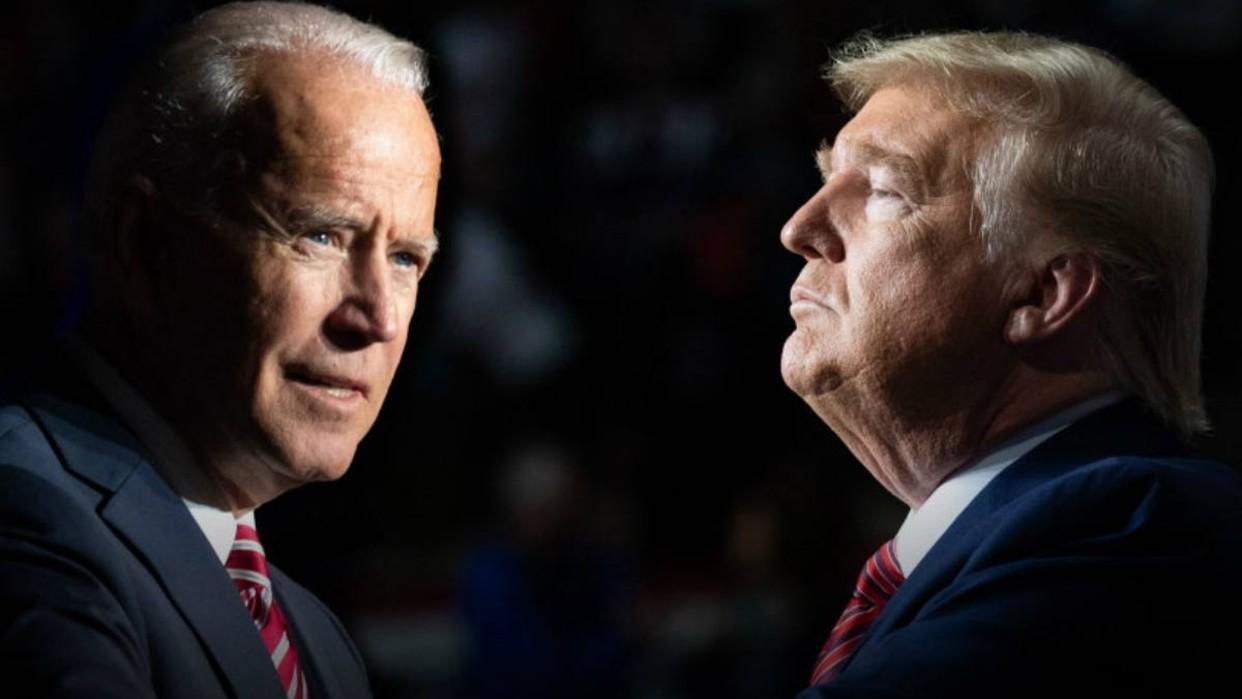 Biden lidera a Trump entre posibles votantes en estados clave