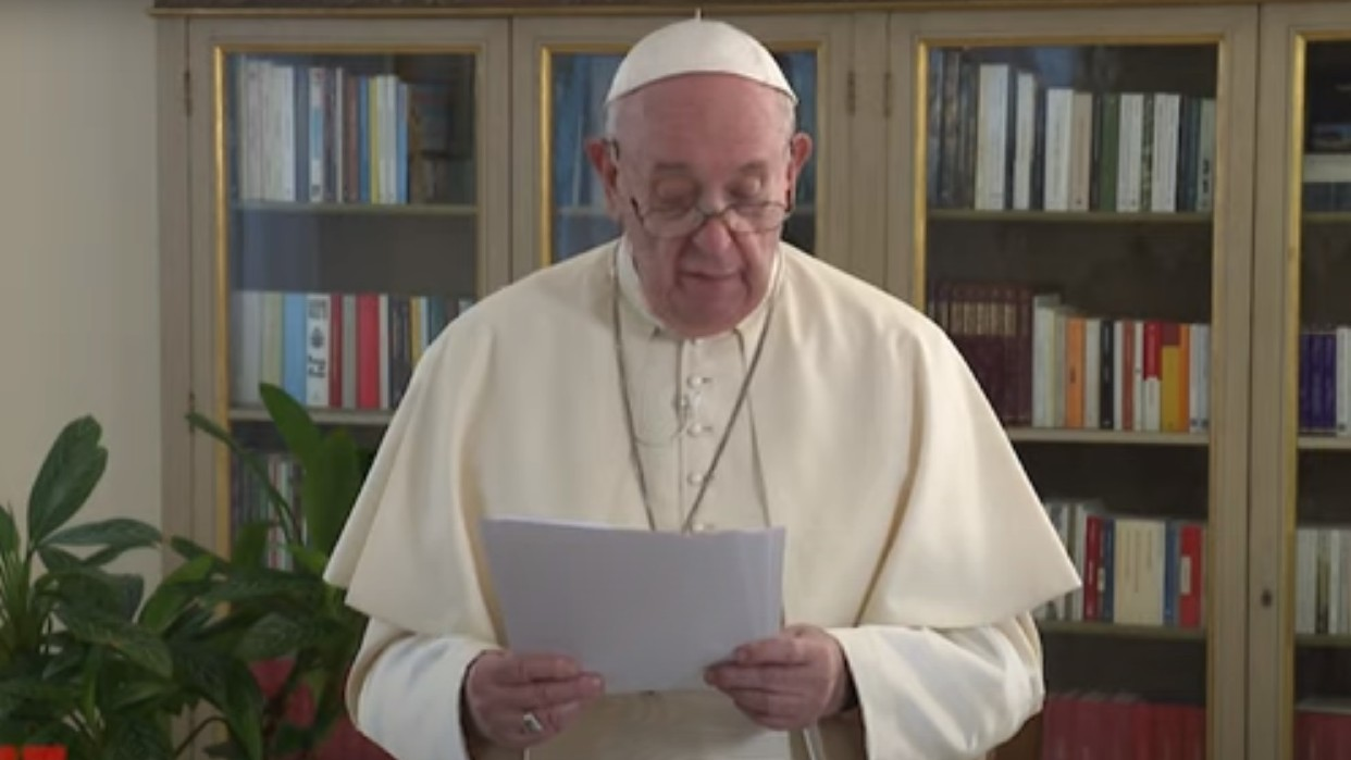 Papa rechaza ante la ONU las sanciones que dificultan la protección de los ciudadanos