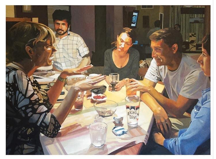"""Pedro Medina inaugura su """"Documento del aquí y el ahora"""" en Beatriz Gil Galería"""