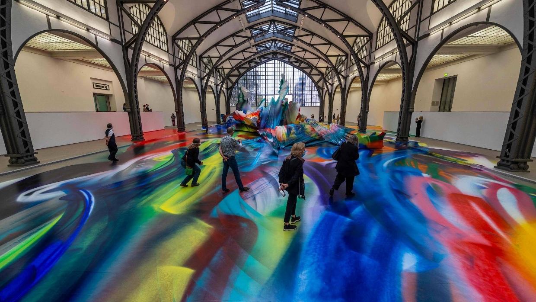 Alemania apoya a galerías de arte con 16 millones de euros