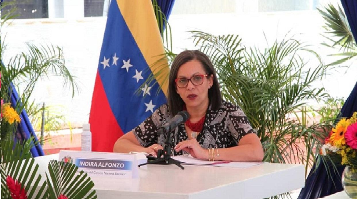 CNE publicará lista de postulados para los comicios parlamentarios