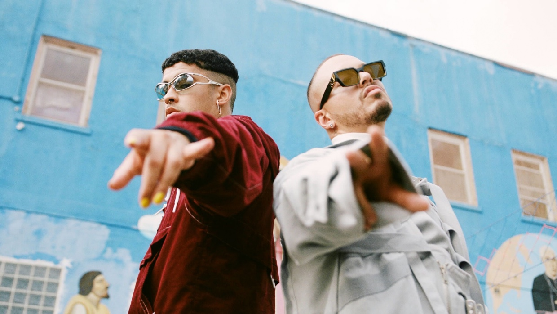 JBalvin y Bad Bunny, los más nominados en primer Grammy Latino con categoría para el reggaetón