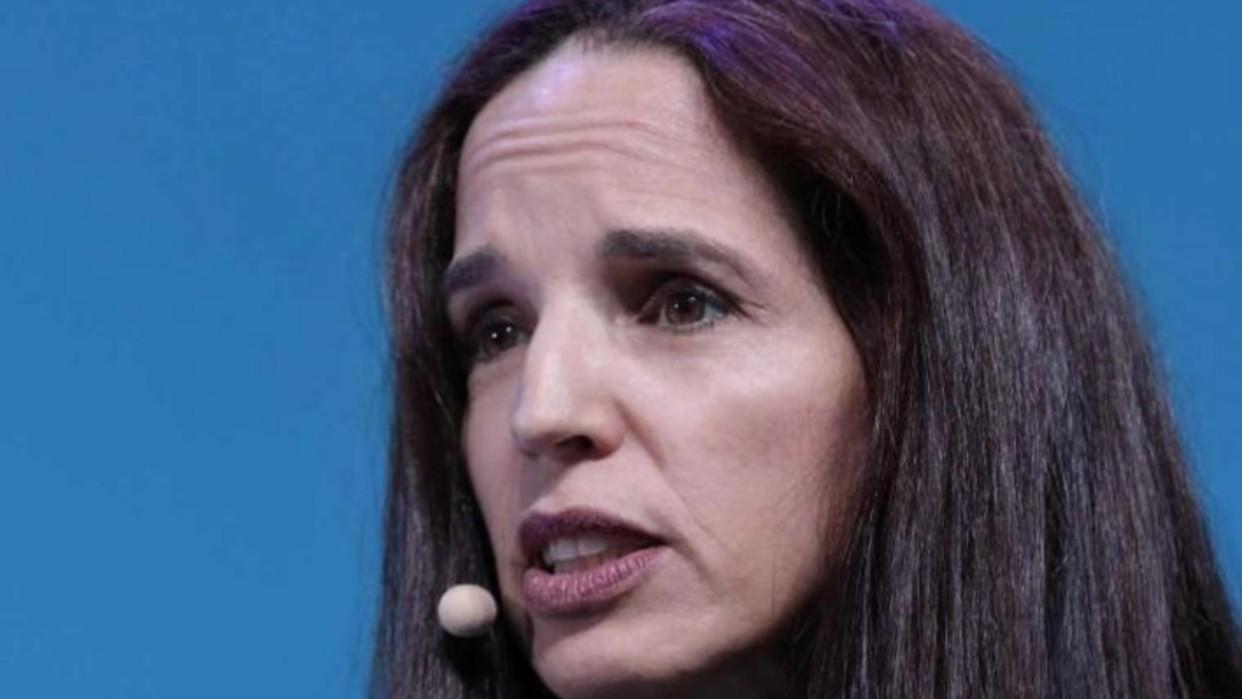 Presidenta imaginaria de CITGO le puso la renuncia a Guaidó