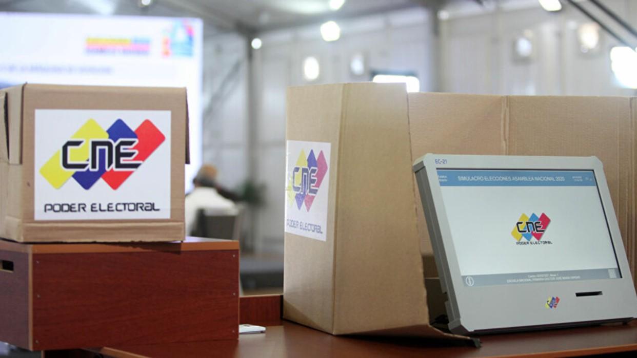 Habilitados 381 centros de votación para simulacro electoral de este domingo