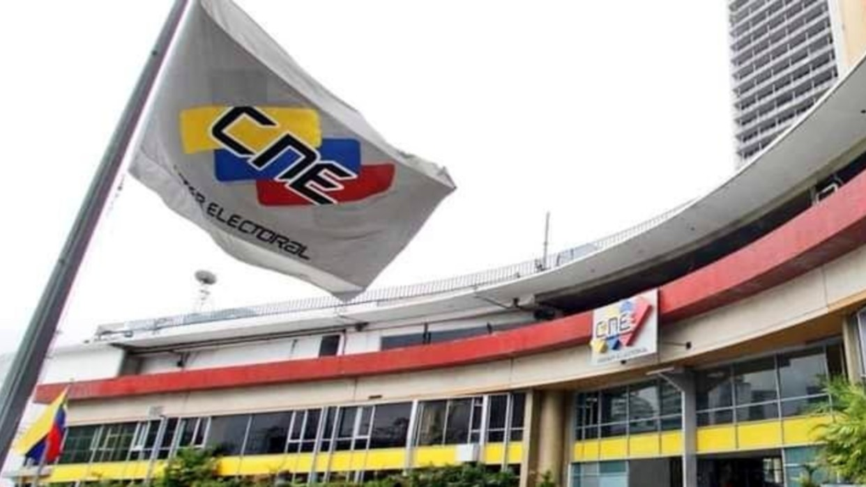 CNE: Hasta el 8 de octubre partidos políticos pueden acreditar testigos
