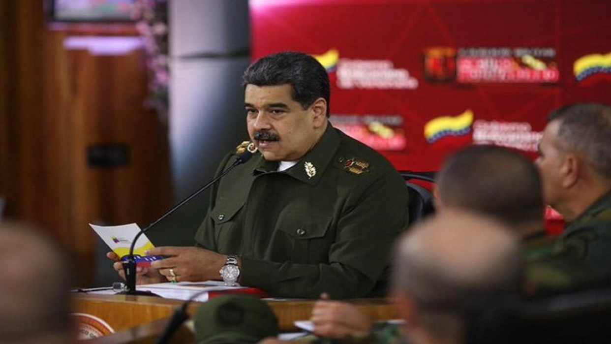 Presidente Maduro lideró encuentro con Estado Mayor Superior de la FANB