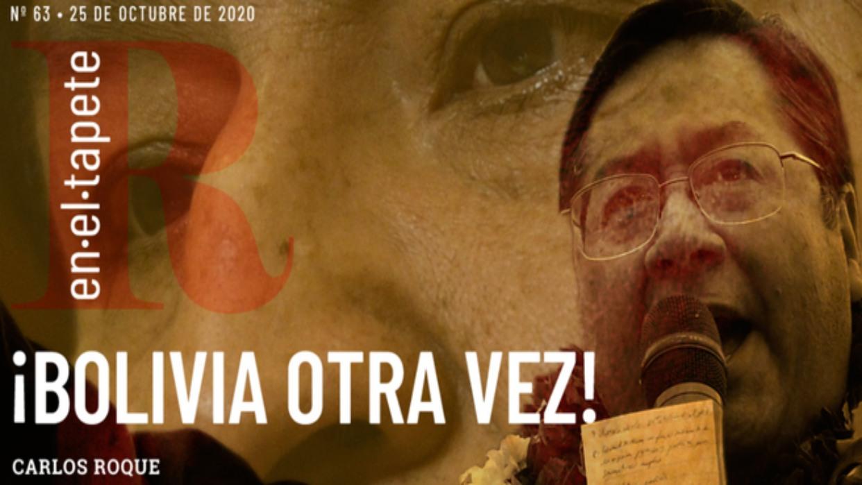 Revista En El Tapete: La victoria del MAS en Bolivia no debería sorprender a nadie