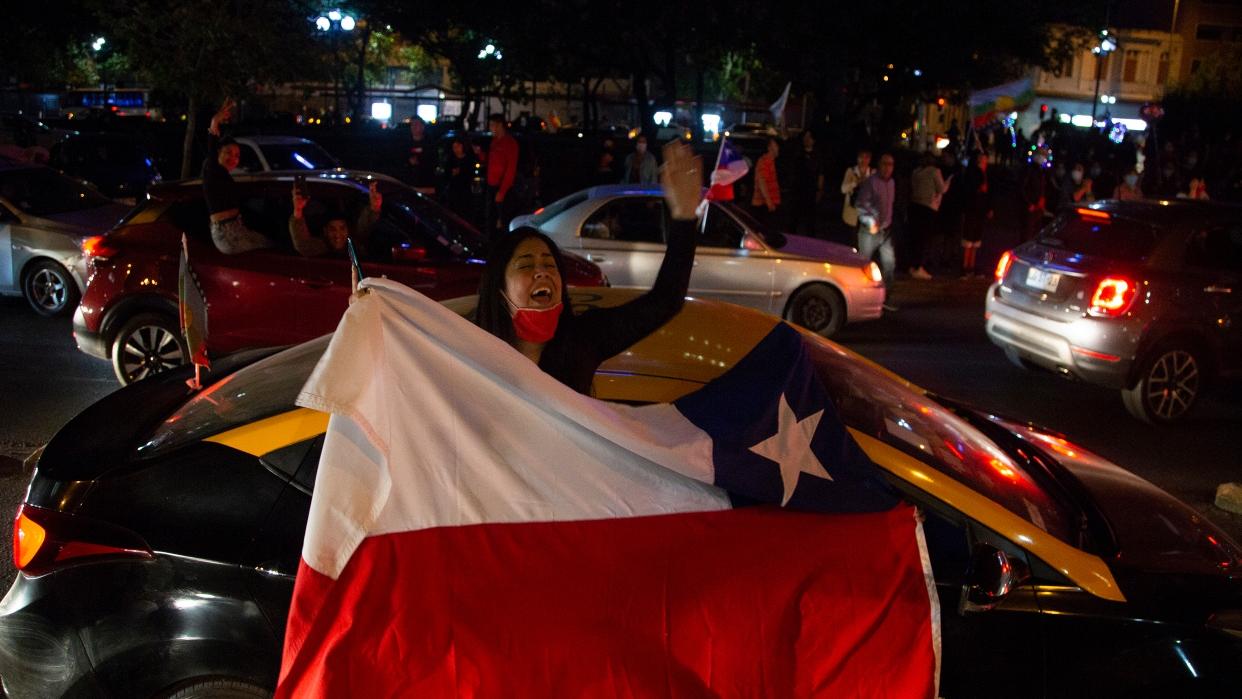 Chile aprueba derogar la Constitución de Augusto Pinochet