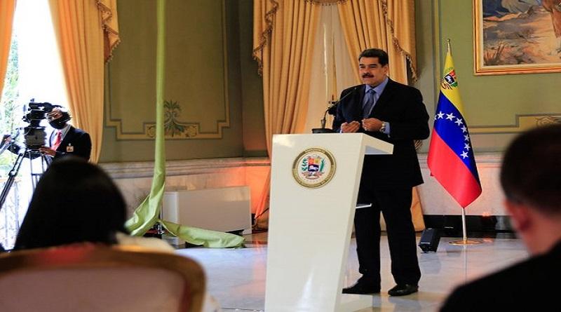 Maduro reitera voluntad de diálogo con quien resulte electo presidente en EEUU