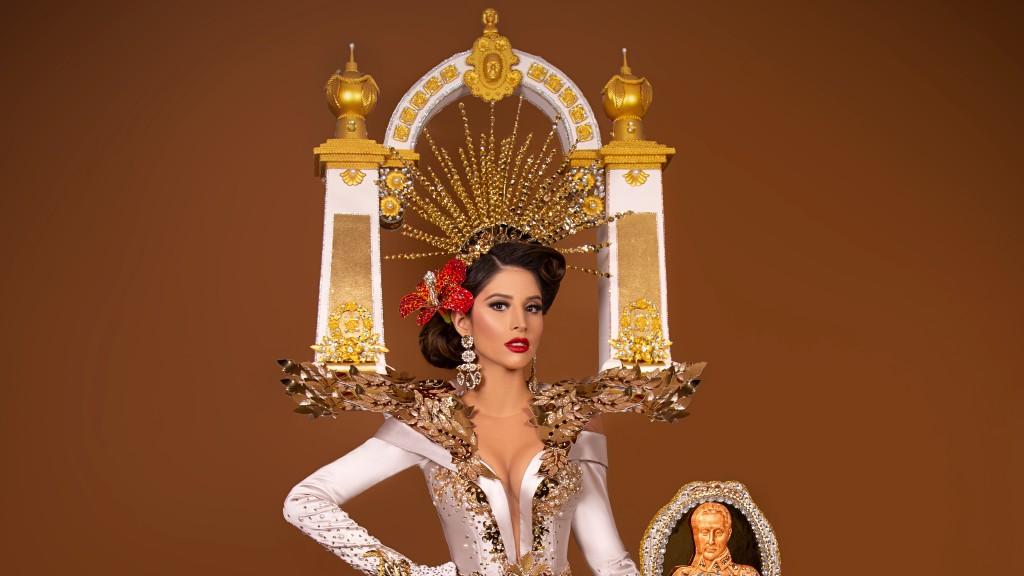 Osmel Sousa resalta creación de Carlos Pérez para Miss Earth Venezuela