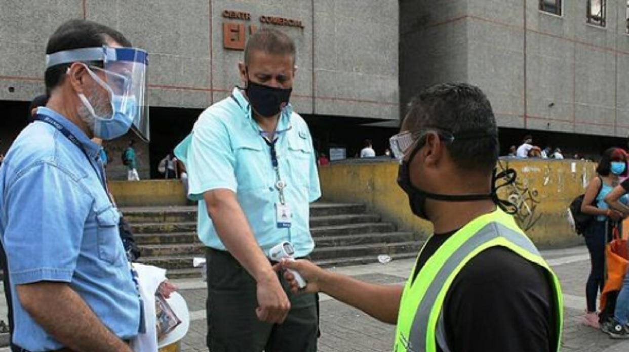 Venezuela registra 319 nuevos contagios por Covid-19 en las últimas 24 horas