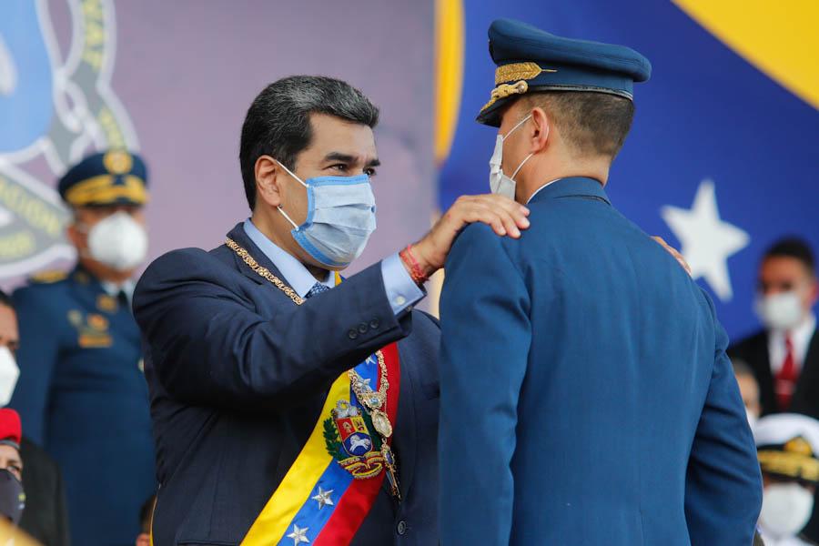 Ascendido a general en jefe de la AMB Pedro Alberto Juliac Lartiguez