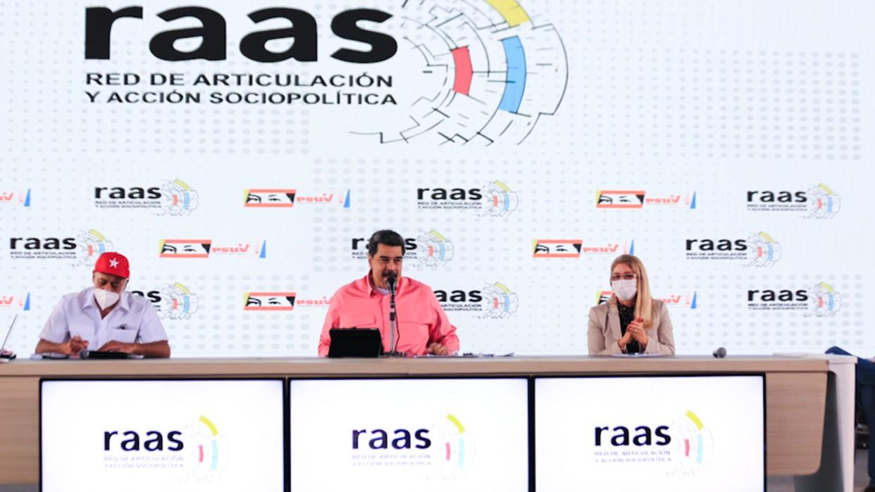 Presidente Maduro dice que después del 6D habrá una nueva consigna: