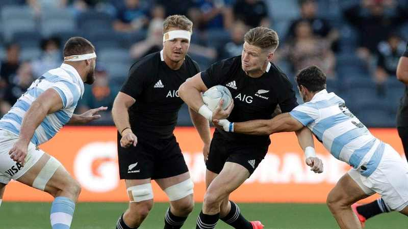 Los All Blacks trituran a los Pumas argentinos en el Tri Nations de Rugby