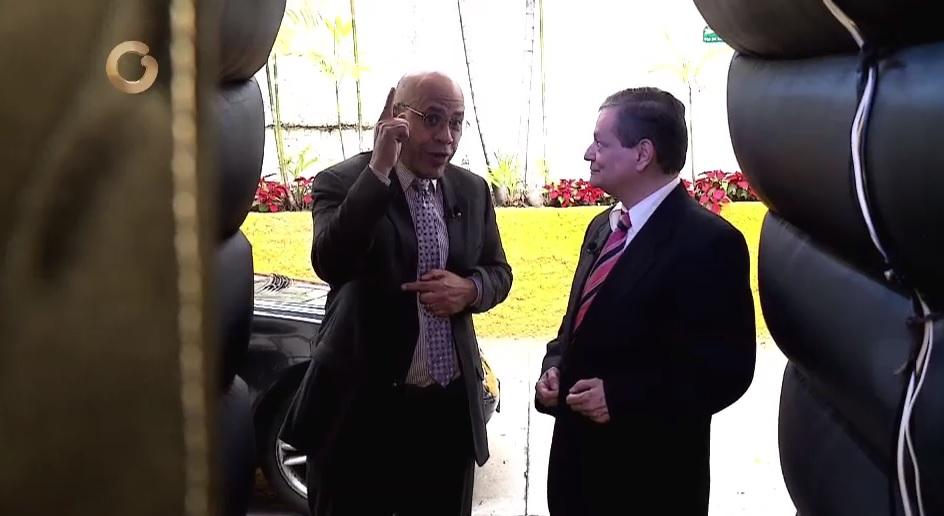 Vladimir a la 1 regresa este lunes a Globovisión