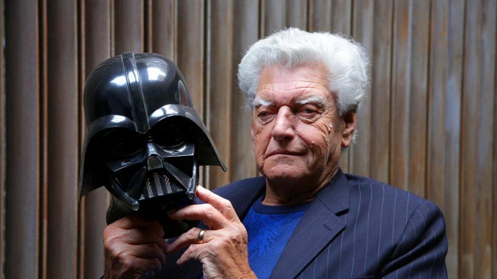 """Muere actor británico Dave Prowse, quien encarnó a Darth Vader en """"Star Wars"""""""