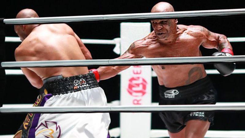 Tyson y Jones hicieron disfrutar a una fanaticada amante de buen boxeo