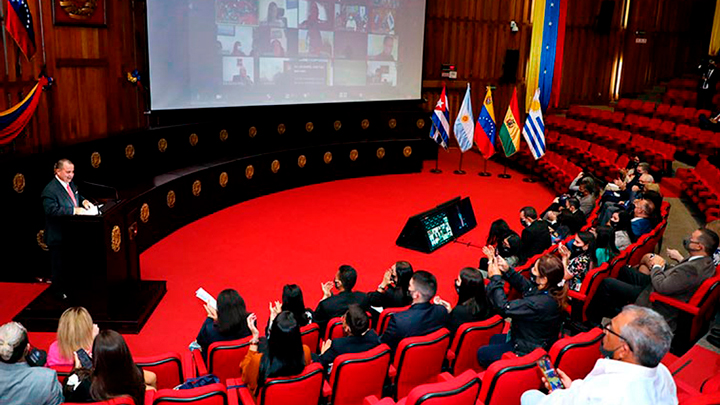 TSJ realizó III Congreso Internacional Sobre el Sistema Penal de Responsabilidad del Adolescente