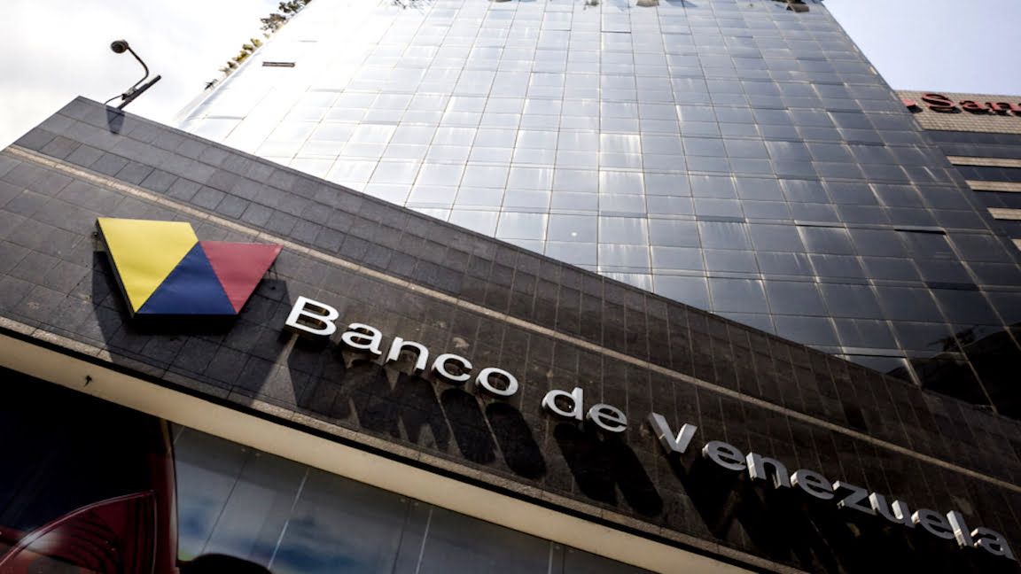 Banco de Venezuela restablecerá sus servicios este lunes a las 2:00 pm